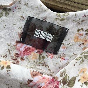 Reformation Tops - Reformation Coco Floral Cami